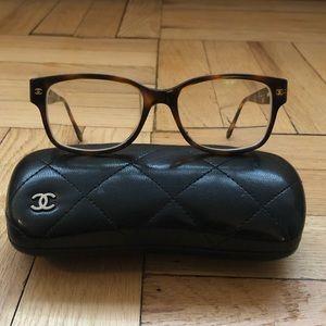 Chanel eye glass lenses